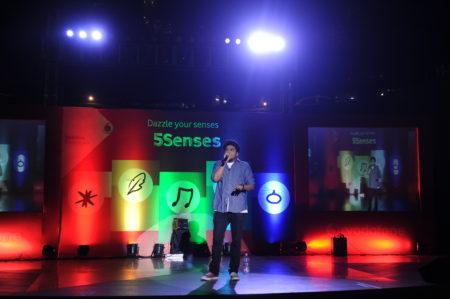 Vodafone 5 Senses